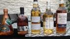 9. Kvällens whiskyutbud.
