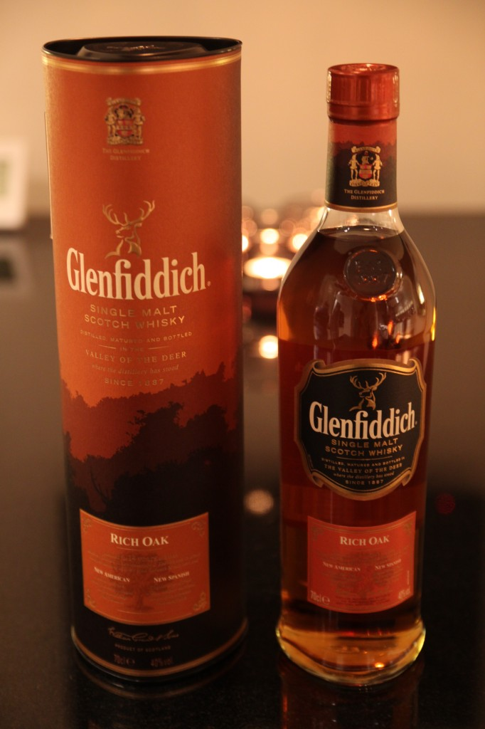 Glenfiddich Rich Oak