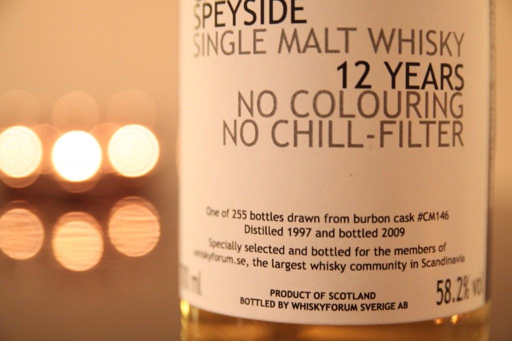 Clynelish Whiskyforum No 0-1