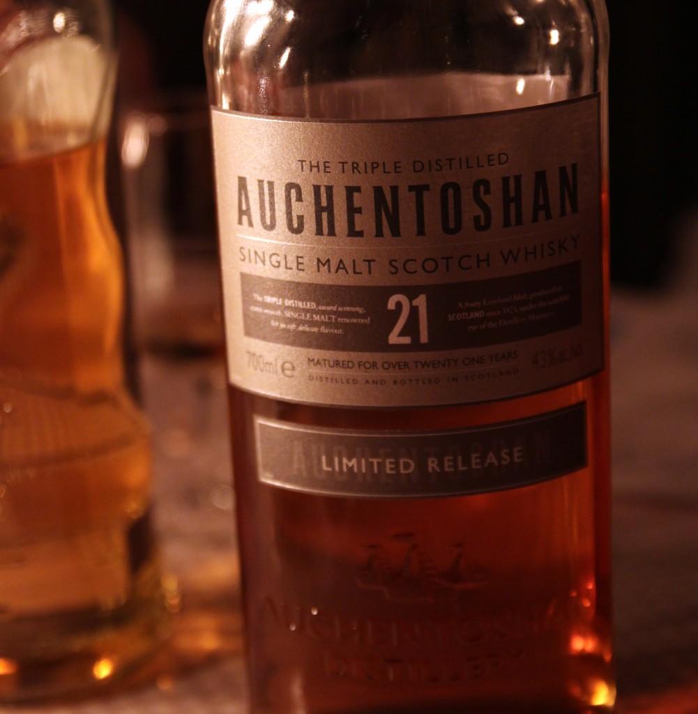 Auchentoshan 21