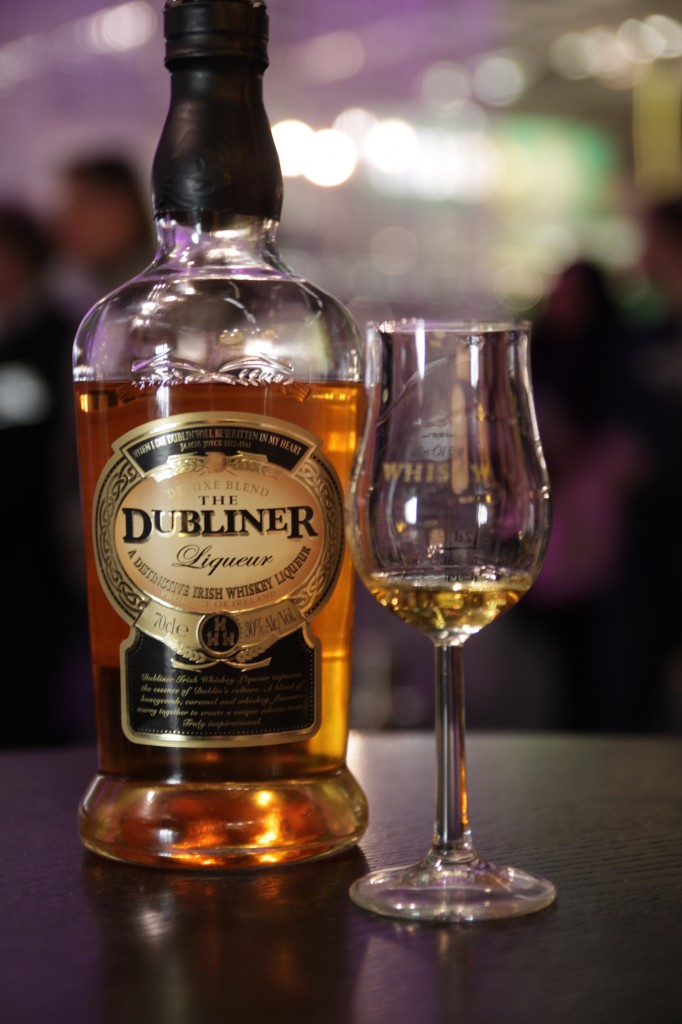 the Dubliner - whiskylikör