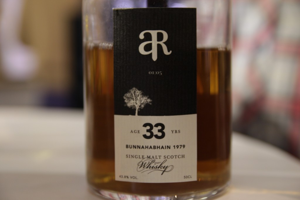 Auld and Rare Bunnahabhain 33 år