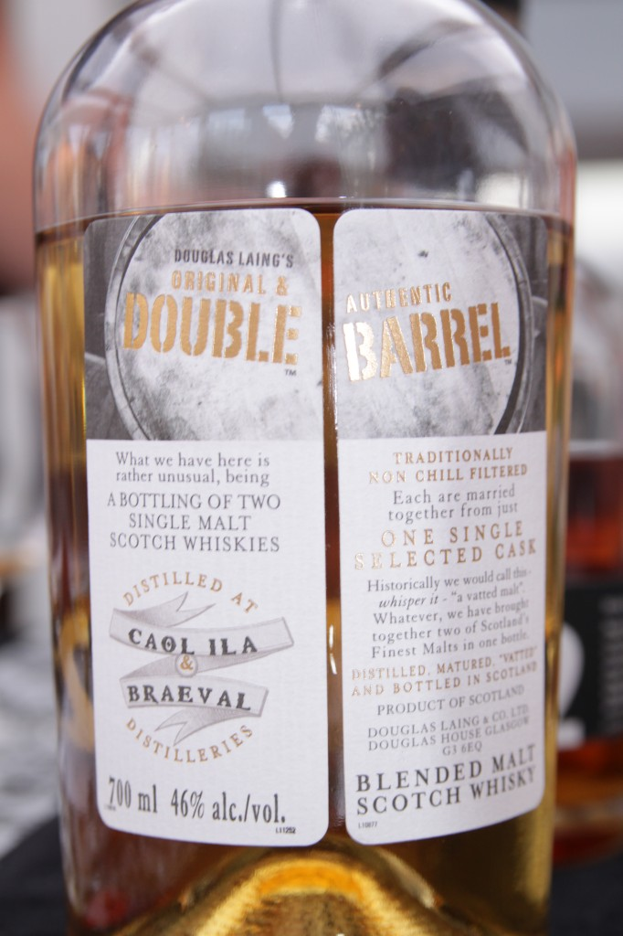 Caol Ila Double Barrel
