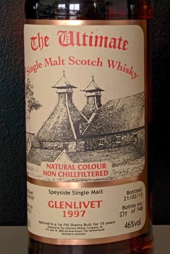Glenlivet 1997