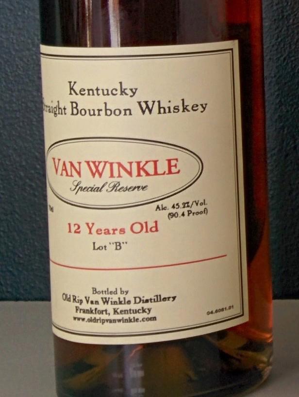van Winkle 12