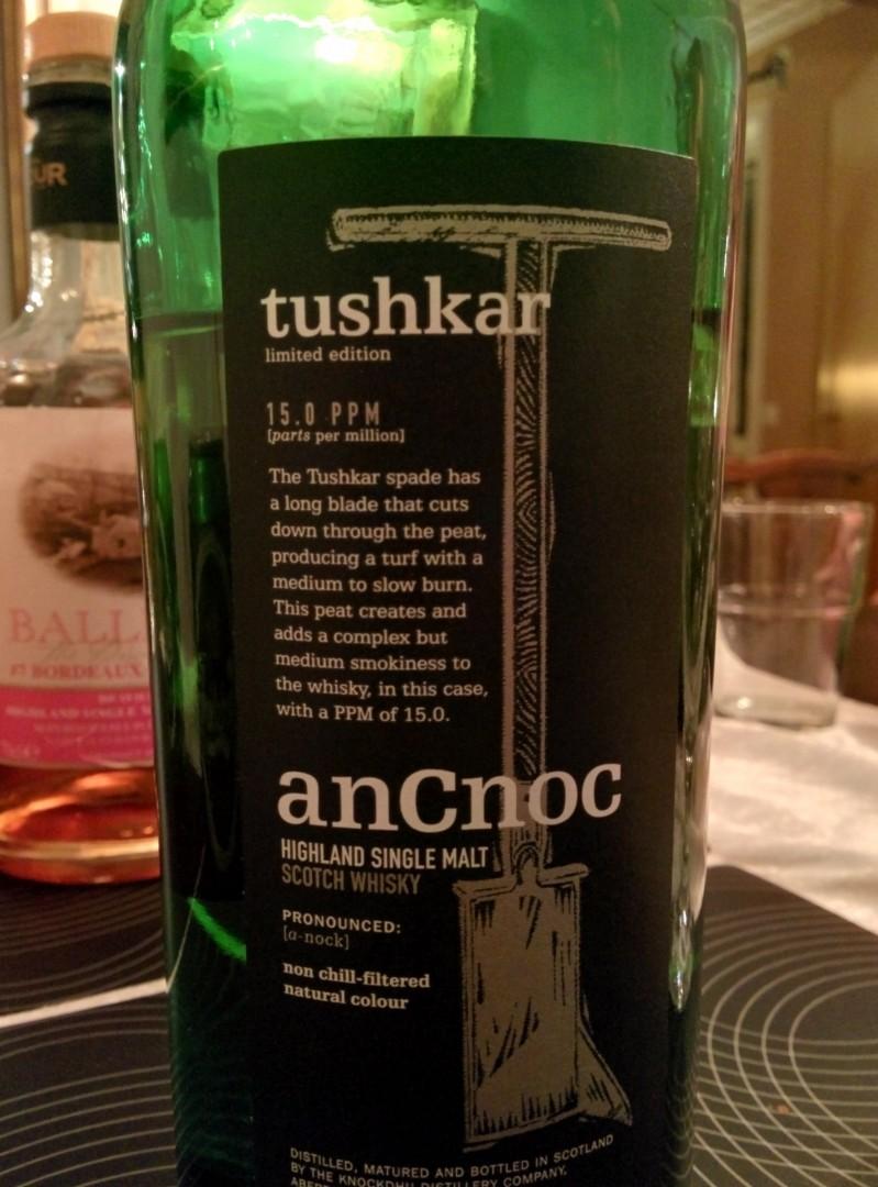 anCnoc Tushkar