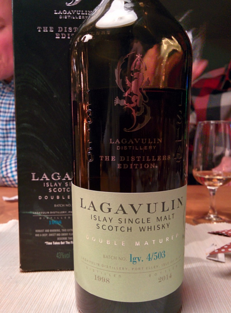 Lagavulin 1998 Distillers Edition