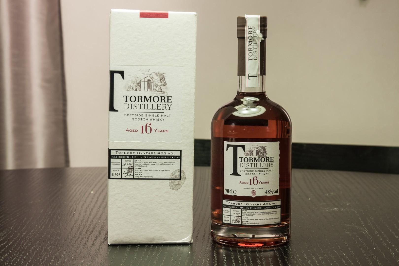 Tormore 16