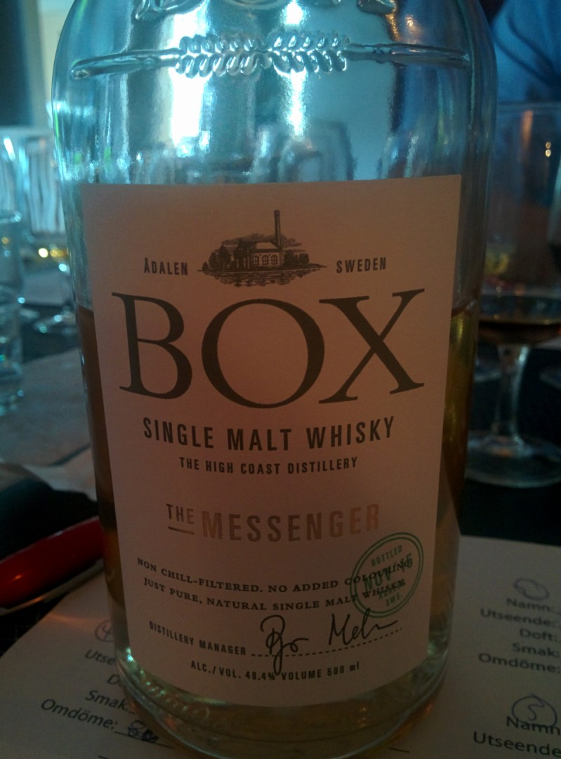 Box - the messenger