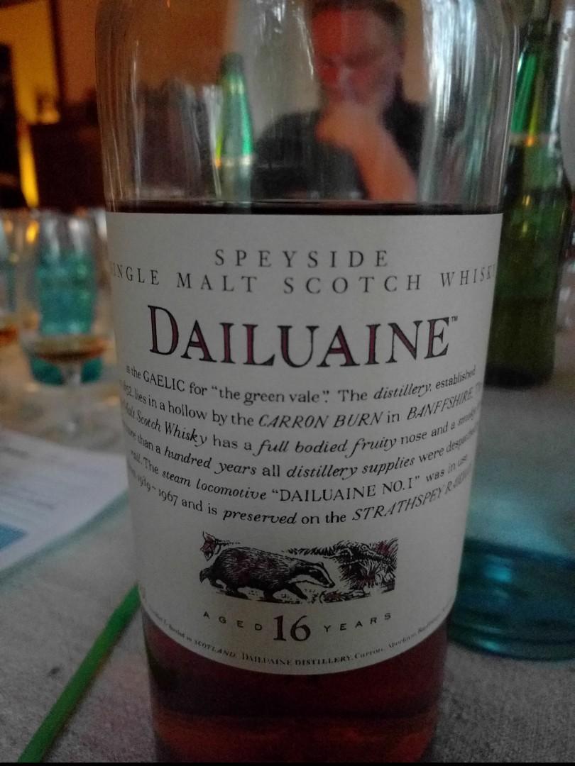 Dailuaine 16