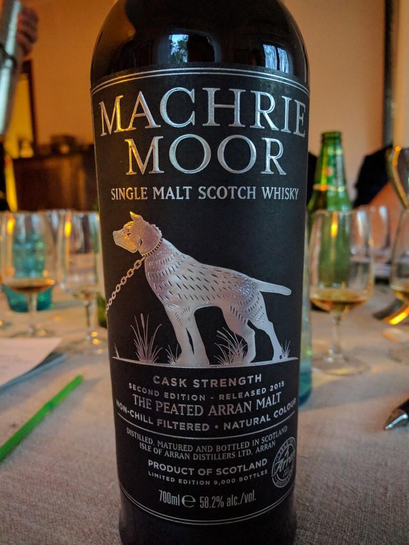 Arran - Machire Moor, second edition
